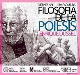 ARQA - Conferencia de Enrique Dussel, en la FADU - UBA