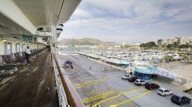 ARQA - Arquitectura Internacional; Urbanización del Muelle de la Terminal de Cruceros, Puerto de Cartagena