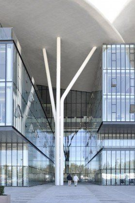 ARQA - Architecture, Tbilisi Public Service Hall, in Georgia