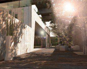 ARQA - Proyectos; Concurso Provincial de Anteproyectos Sede CAPBA Distrito VI, participación