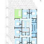 ARQA - Architecture; HWKN, finalista en el programa piloto de viviendas de New York