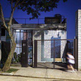 ARQA - Architecture; Maracanã House in Brazil