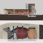 ARQA - Architecture; Nuevo Teatro en Montalto di Castro, Italia