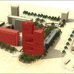 Estudio relación con edificios existentes