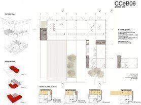 ARQA - Premios; Concurso Centro Cultural El Bolsón, 1er. Premio