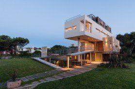 ARQA - Arquitectura Argentina; Casa Wanka, en Cariló