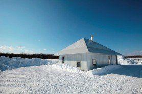 ARQA - Architecture; Meme Meadows Experimental House