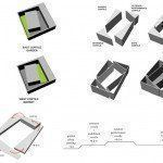 ARQA - Projects; ANIMA, schematic design in New York