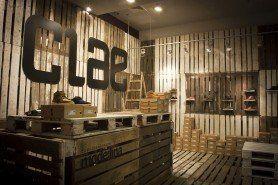 ARQA - Architecture; Clae Pop-up Shop