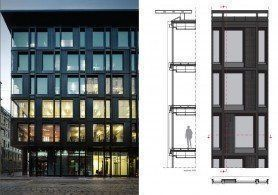 """ARQA - Refurbishment of """"La Serenissima"""" office building Via Turati, Milano"""