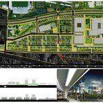 ARQA - Premios - Concurso Plan Maestro en Playa Ferroviaria de Liniers, 1er. Premio
