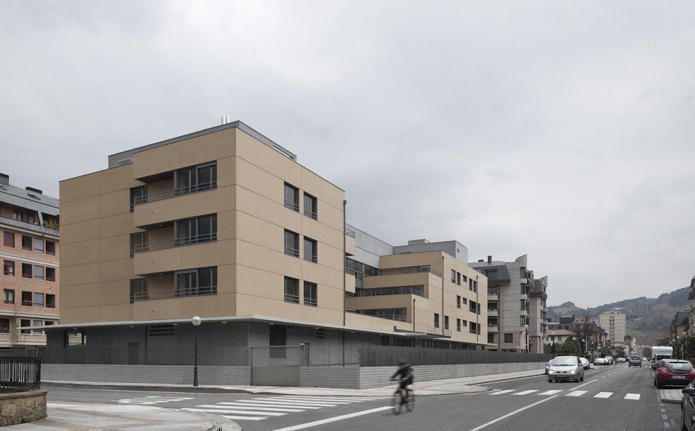 Apartamentos para mayores y centro de d a en zarautz arqa - Apartamentos en zarauz ...
