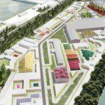 ARQA - La Grande Mosaique, MVRDV selected to transform 600ha former industry in Caen, Normandy