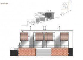 ARQA - Dos viviendas unifamiliares, en Barcelona