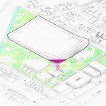 ARQA - BIG, junto con West 8, Fentress, JPA y los desarrolladores Portman CMC proponen Miami Beach Square como la pieza central de su centro de convenciones