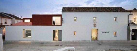 ARQA - Escuela de Hostelería en Antiguo Matadero. Medina Sidonia, Cádiz