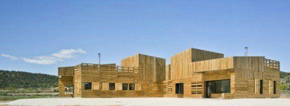 ARQA - Casa para 3 Hermana. Bullas, Murcia