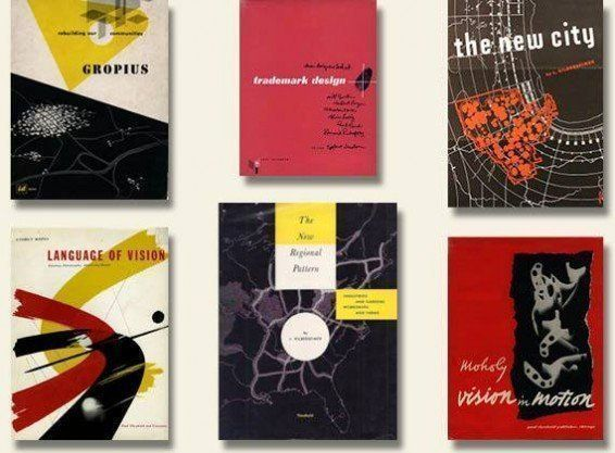 Cubiertas de varios libros publicados por Paul Theobald durante las décadas de los 40-50 en Chicago.