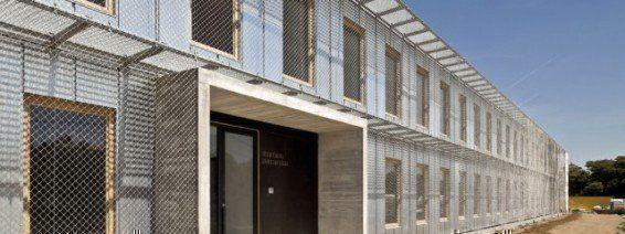 ARQA - 57 Habitatges Universitaris en el Campus de l'ETSAV. Sant Cugat del Vallès, Barcelona
