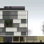 ARQA - Edificio UTN Investigación y Posgrado, proyecto