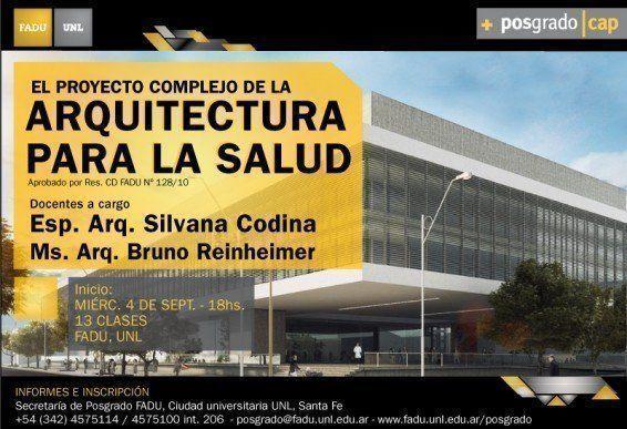 ARQA - Arquitectura para la salud