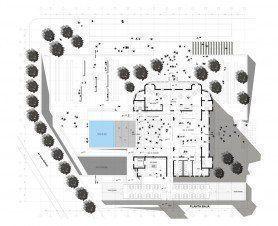 ARQA - Concurso Centro de Convenciones y Exposiciones, Antiguo Casino del Sierras Hotel Alta Gracia, 1er. Premio