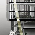ARQA - Torre de oficinas sustentables