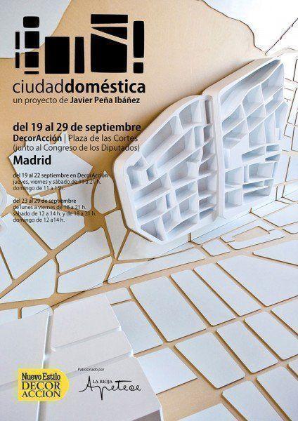 ARQA - Ciudad Doméstica: Plaza de las Cortes Madrid