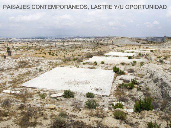 ARQA - Arquinset 2013: Paisajes contemporáneos, lastre y/u oportunidad