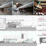 ARQA - Concurso Complejo Teatral y Audiovisual de Berazategui, 1er. Premio