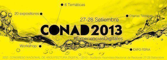 ARQA - CONAD 2013: Experiencias Digitales