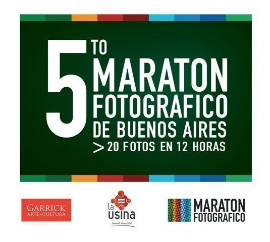 ARQA - 5to. Maratón Fotográfico de Buenos Aires: 20 fotos en 12 horas