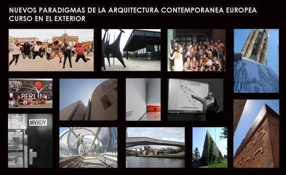 ARQA - Curso: Nuevos Paradigmas de la Arquitectura Contemporánea Europea