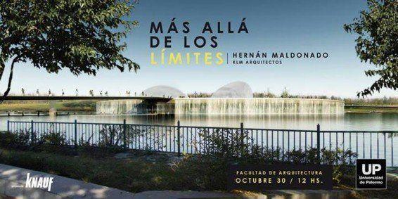 """ARQA - Conferencia: """"Más alla de los límites"""", en la UP"""
