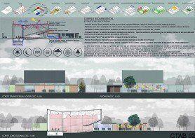 ARQA - Concurso Complejo Teatral Audiovisual de Berazategui, Mención