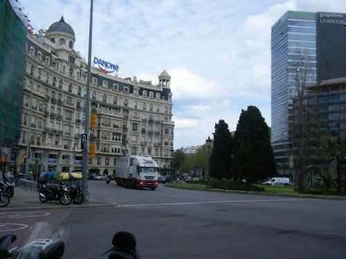 Plaça de Francesc Macià