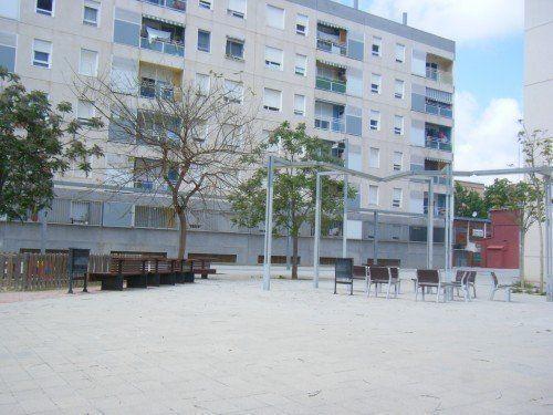 Plaça de Juliana Morell