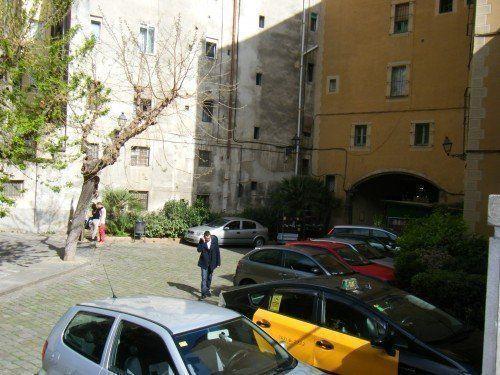Plaça de Ramon Amadeu