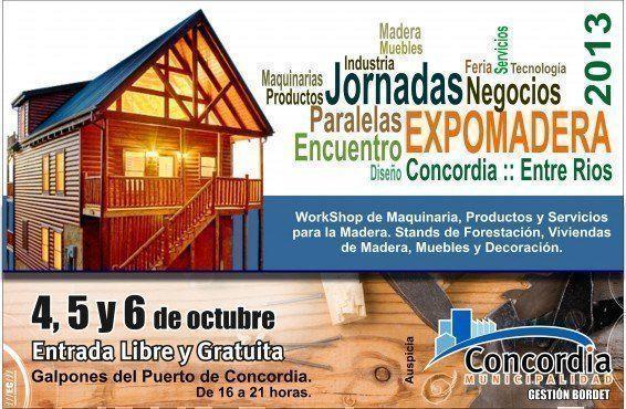ARQA - Expo Madera Concordia 2013