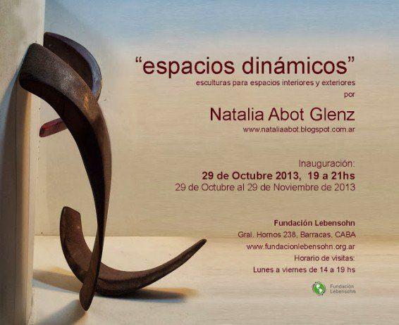 """ARQA - Exposición: """"Espacios Dinámicos"""", Fundación Lebensohn"""