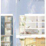 ARQA - Tour Danube: Torre de viviendas a energía positiva