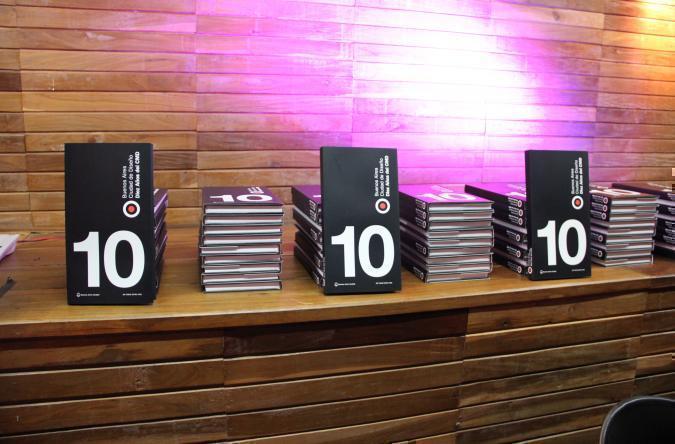 Se presentó el libro 10 años del CMD