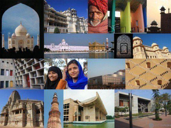 """ARQA - """"La India para Arquitectos: arquitectura, tradiciones y cultura"""", por la SCA"""