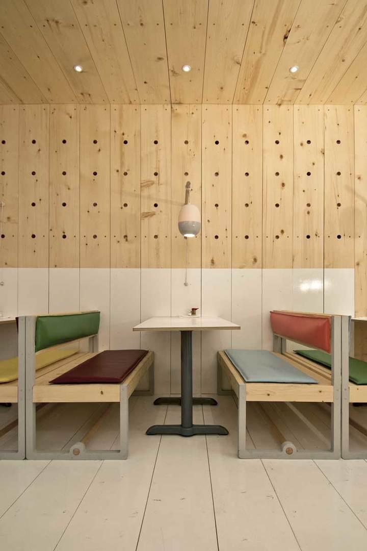 Bestie currywurst restaurant en vancouver arqa - Best architectes ...