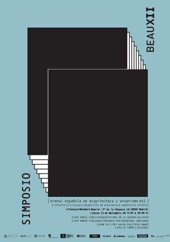 ARQA - Simposio de la XII Bienal Española de Arquitectura y Urbanismo, en Madrid