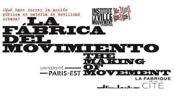 """Presentación del libro """"La Fábrica del Movimiento: 16 casos de políticas públicas de movilidad urbana en América Latina"""""""