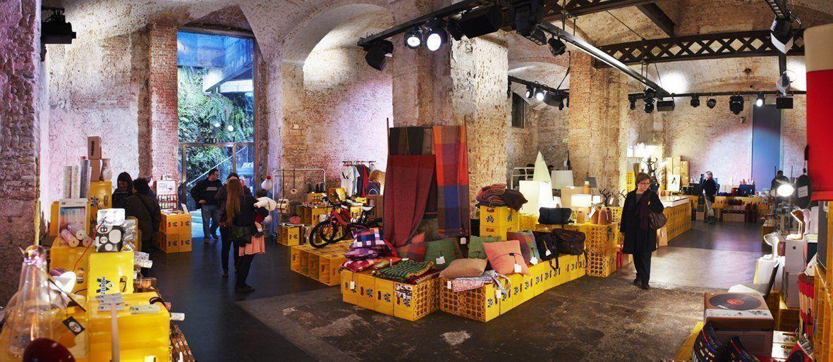 DesignMarket 2013 en la Fàbrica Moritz