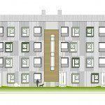 ARQA - 32 viviendas en Fadura