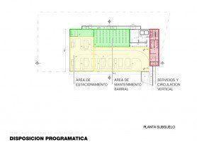 ARQA - Concurso Centro de Gestión y Participación N° 12, 1er. Premio