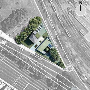 ARQA - Concurso Nuevo Pabellón MARQ – Ternium Siderar, 1er. Premio